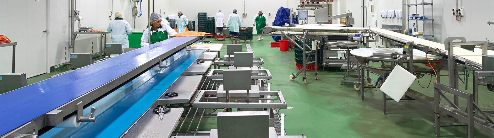 Looking For HACCP International  Certified Antimicrobial Flooring?