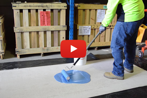 How to Apply Epoxy Resin Using A Roller